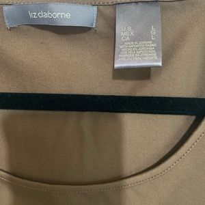 Liz Claiborne Tops - Liz Claiborne Sz large undershirt for layering